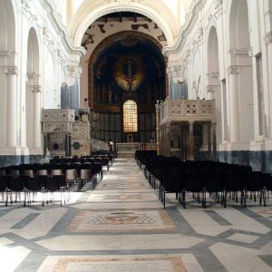 Interno Duomo di Salerno / Salerno's Cathedral - interior view