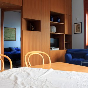 La suite - soggiorno / Living room