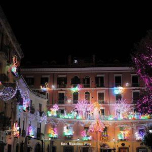La Rotonda - Luci D' Artista / Artist's lights